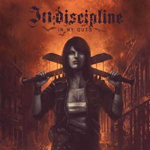 Indiscipline - In My Guts cover art