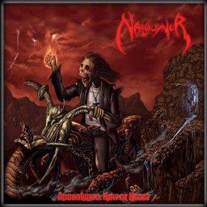 Nailgunner - Apocalypse. Now or Never cover art