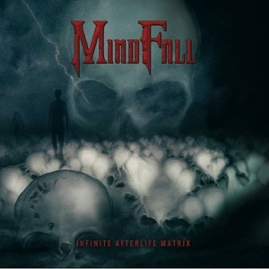 Mindfall - Infinite Afterlife Matrix cover art