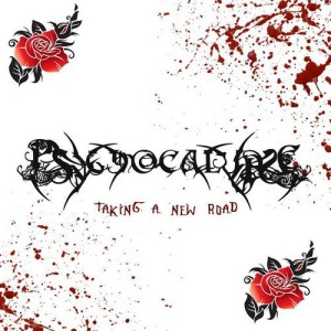 Psychocalypse - Taking A New Road cover art