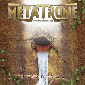 Metatrone - Paradigma cover art