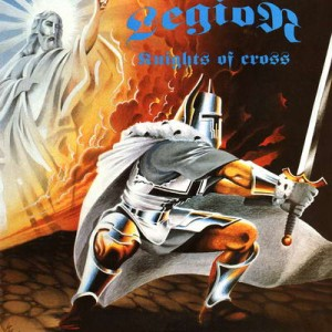 Легион - Knights of Cross cover art