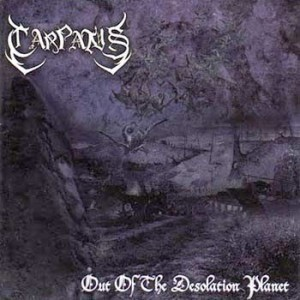 Carpatus - Out of the Desolation Planet cover art