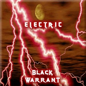 Black Warrant - Electric cover art