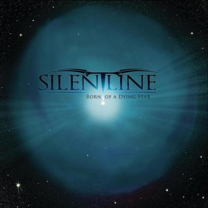 Silent Line - Born of a Dying Star cover art
