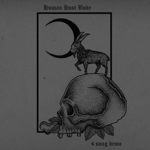 Human Host Body - 4 Song Demo cover art