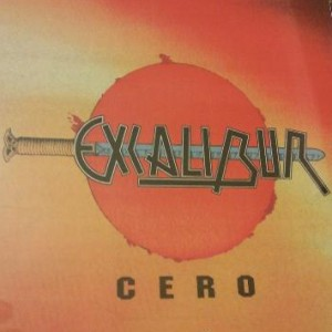 Excalibur - Cero cover art