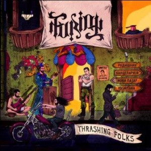 Furion - Thrashing Folks cover art