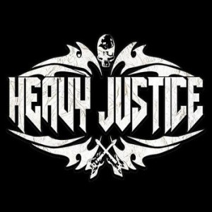 Heavy Justice - Heavy Justice cover art