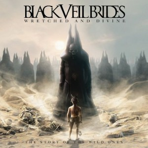 Black Veil Brides - Wretched and Divine: The Story of the Wild Ones cover art