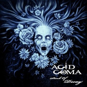Acid Cøma - Stink of Decay cover art