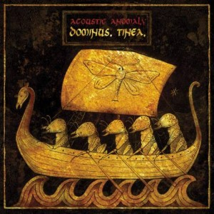 Acoustic Anomaly - Dominvs. Tinea. cover art