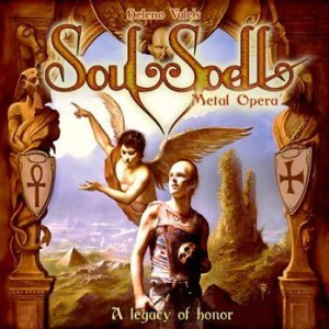 Soulspell - A Legacy of Honor cover art