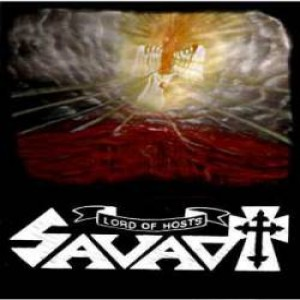 Savaot - Lord Of Hosts cover art