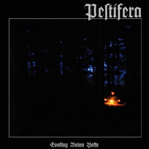 Pestifera - Evoking Bolon Yokte cover art