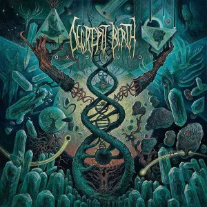 Decrepit Birth - Axis Mundi cover art