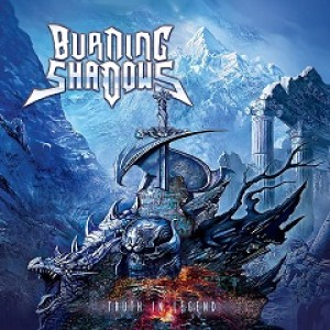 Burning Shadows - Truth in Legend cover art