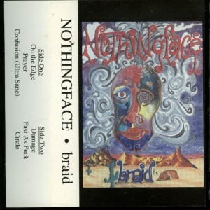 Nothingface - Braid cover art