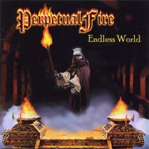Perpetual Fire - Endless World cover art