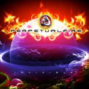 Perpetual Fire - Invisible cover art