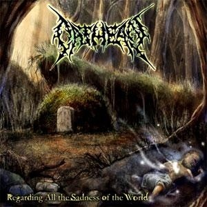 Oathean - Regarding All the Sadness of the World cover art