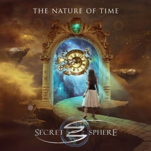 Secret Sphere - The Nature of Time cover art