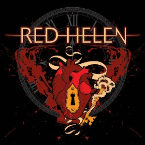 Red Helen - The Watchmaker's Key cover art