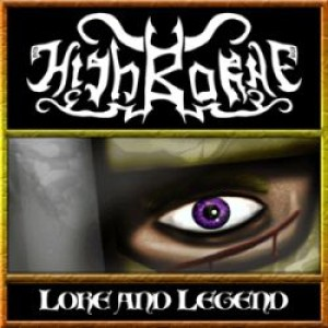 Highborne - Lore And Legend cover art
