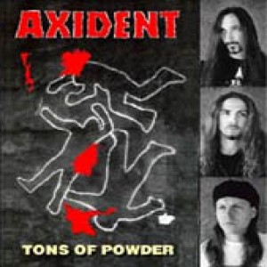 Accident - Tons Of Powder cover art