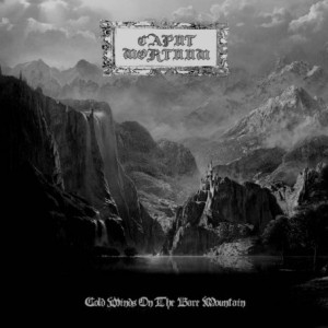 Caput Mortuum - Cold Winds On The Bare Mountain cover art