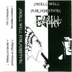 Cursed Earth - Small Will For Survival cover art