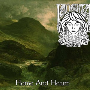 Laochra - Home And Heart cover art