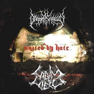 Victim Yield / DaggerSpawn - United By Hate cover art