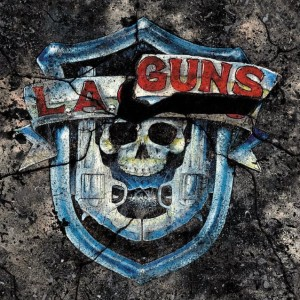 L.A. Guns - The Missing Peace cover art