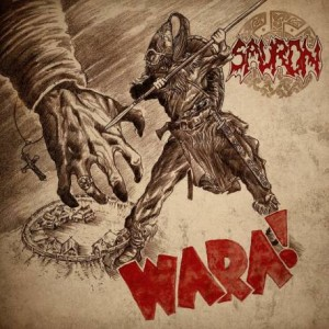 Sauron - Wara! cover art