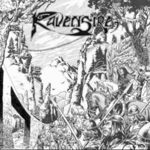 Ravensire - We March Forward cover art
