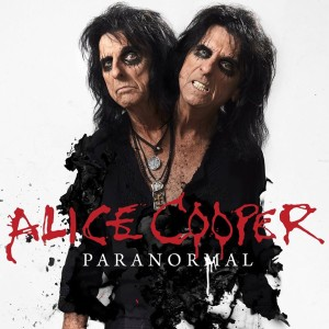 Alice Cooper - Paranormal cover art