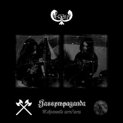 Pestfeld - Hasspropaganda cover art
