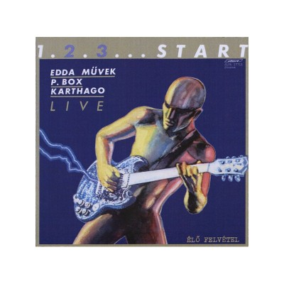 Edda művek / Karthago - 1. 2. 3… Start cover art