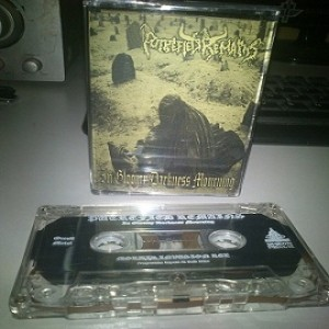 Putrefied Remains - In Gloomy Darkness Mourning cover art