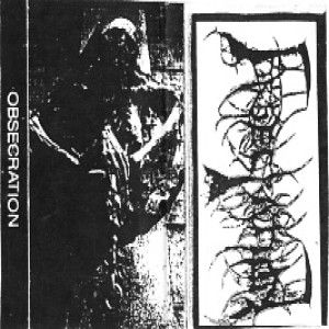 Obsecration - Horror in a Gothic Genre's Grave (Live demo) cover art