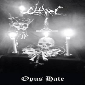 Claw - Opus Hate cover art