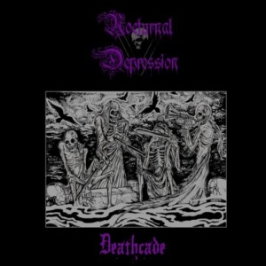 Nocturnal Depression - Deathcade cover art