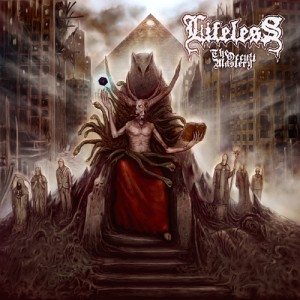 Lifeless - The Occult Mastery cover art