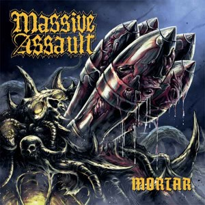 Massive Assault - Mortar cover art