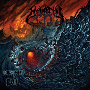 Morfin - Consumed by Evil cover art