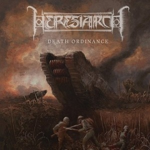 Heresiarch - Death Ordinance cover art