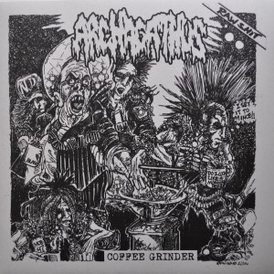 Archagathus - Coffee Grinder cover art