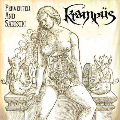 Krampus - Perverted and Sadistic cover art