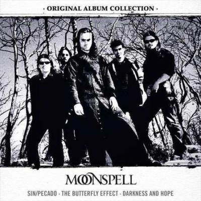 Moonspell - Original Album Collection cover art